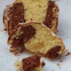 Easy Recipe of Coffee Cake with Walnuts