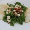 Salad with Arugula and Pears