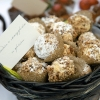 Wedding Shortbreads with Thyme and Walnuts