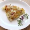 Potato Gratin with Onions and Thyme