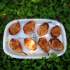 Roasted Caramelized Pears