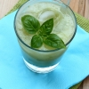 Melon and Basil Smoothie
